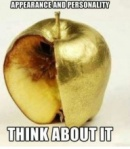 blog gold apple